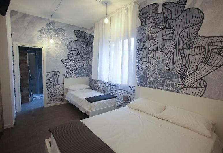 Caicco suite, Margherita di Savoia, Triple Room, Guest Room