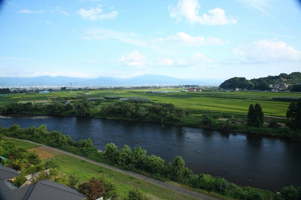 Chambre, accessible aux personnes à mobilité réduite, non-fumeurs (Japanese Western) - Vue sur l'eau