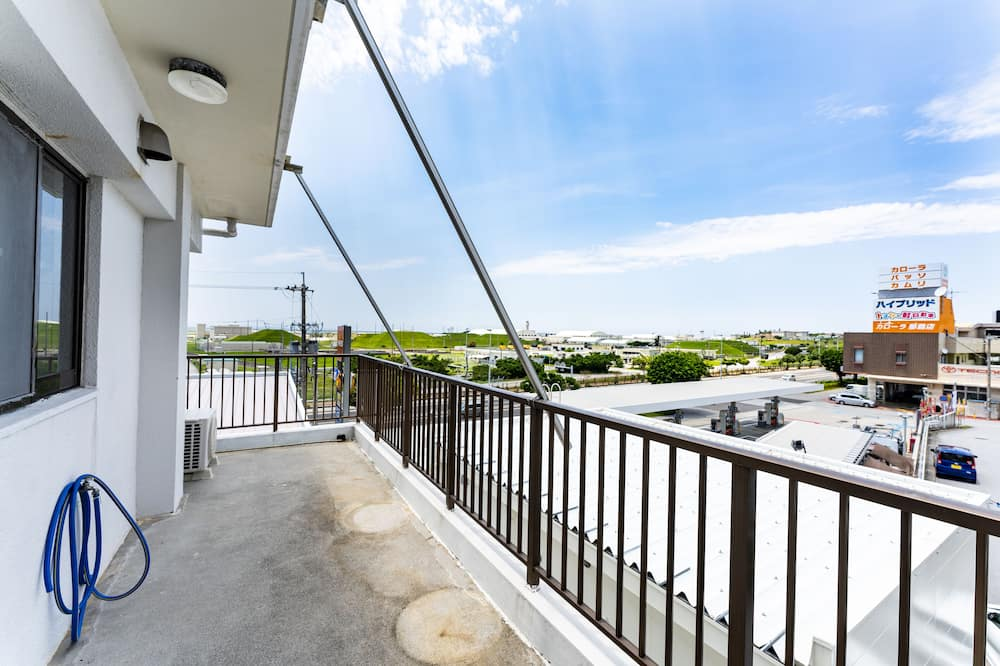 Kamar Triple Standar - Balkon