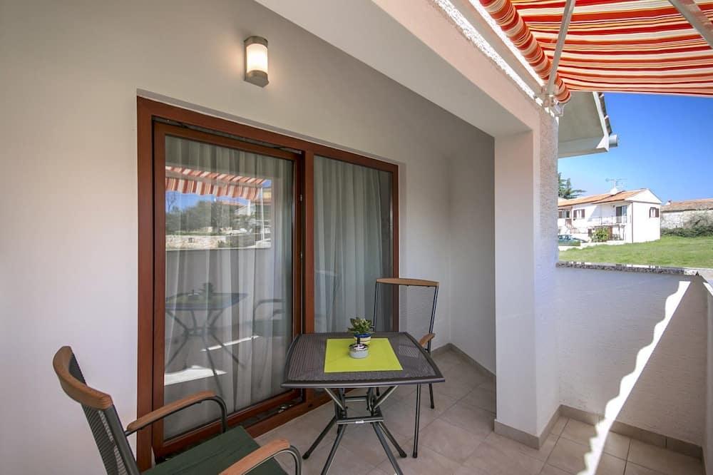 Апартаменты (A1) - Балкон