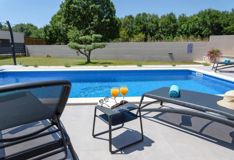 Villa Martina, Marcana, Pool
