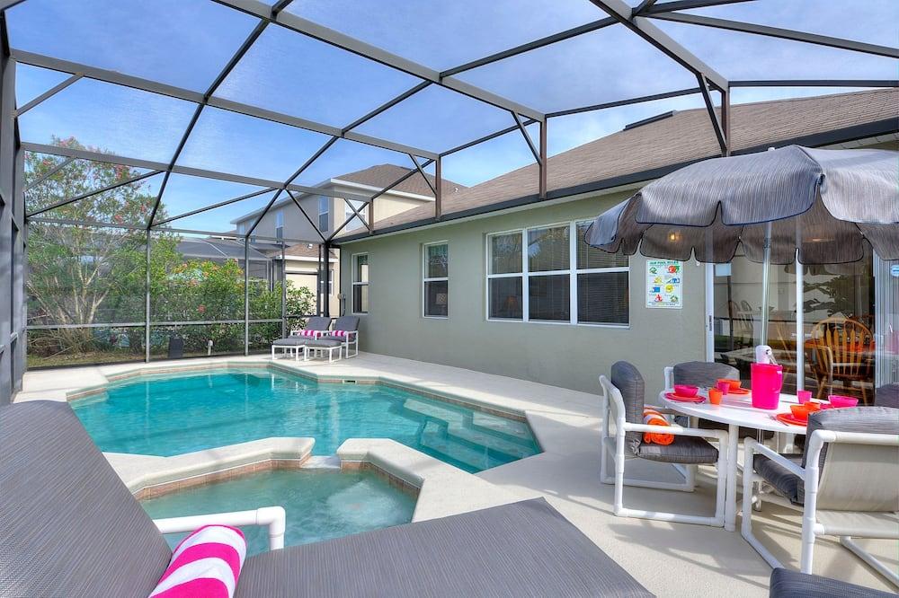 Villa, 4 Bedrooms - Pool