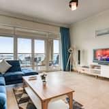 Dzīvokļnumurs, divas guļamistabas (Unit 705) - Dzīvojamā zona