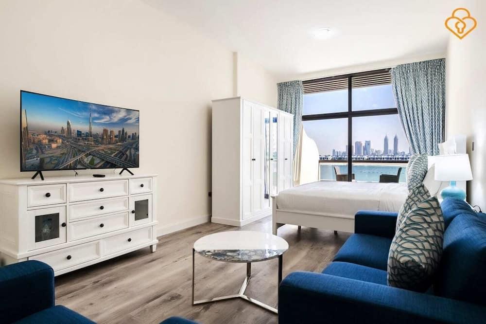 Studio (Unit 126) - Living Area