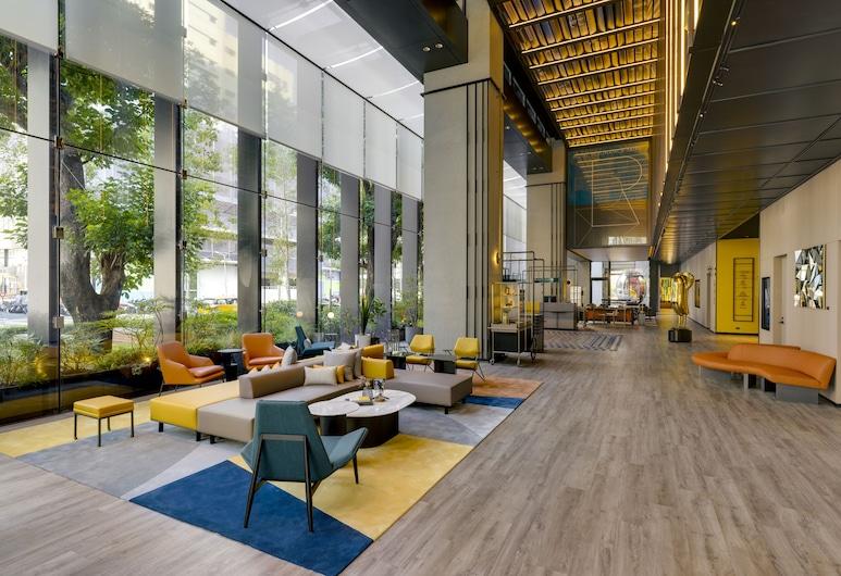 Hotel Resonance Taipei, Tapestry Collection by Hilton, Taipei, Tempat Duduk di Lobi