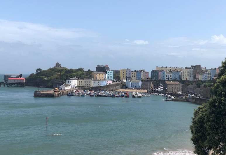 Sunnybank Guesthouse, Tenby, Spiaggia