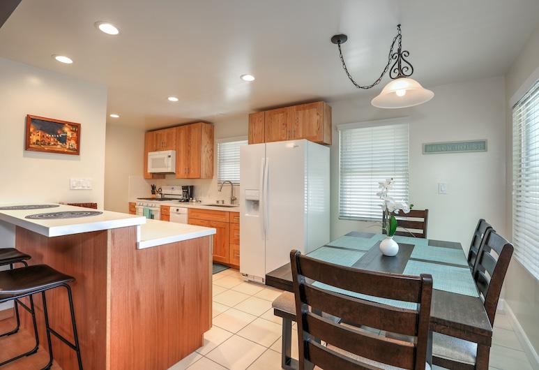 Beachy 3br - 1 Block To Ocean, Near Abbott Kinney 3 Bedroom Home, Venice, Casa, 3 Quartos