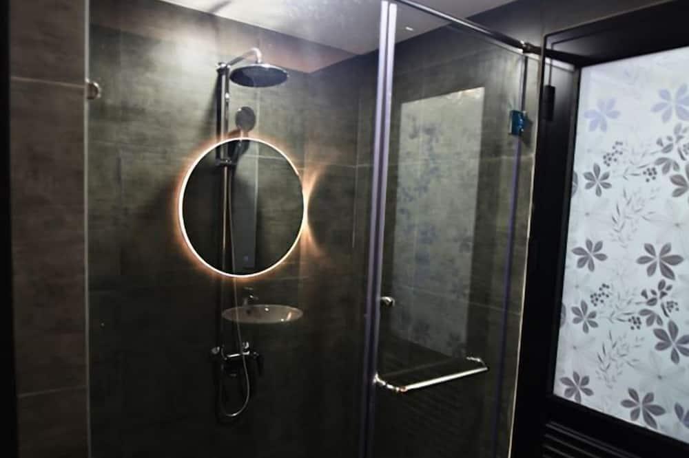 Chambre Double Supérieure, vue ville - Salle de bain