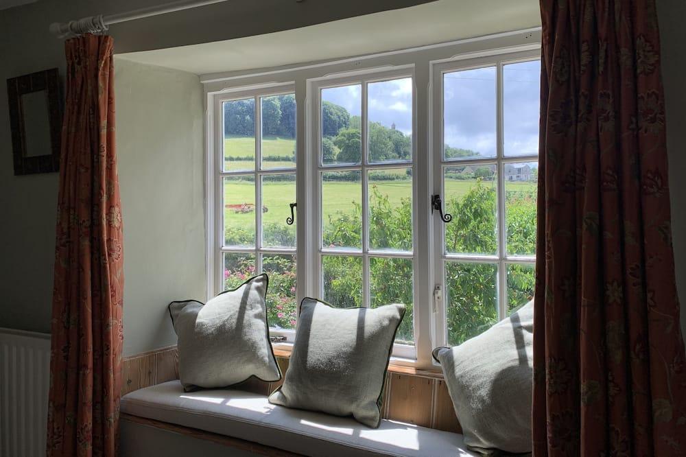 Deluxe tweepersoonskamer - Uitzicht op de heuvels