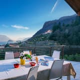 Family katusekorter, Voodeid on mitu, asukoht mäeküljel (La Perla Di Menaggio - Panoramica) - Esimene mulje