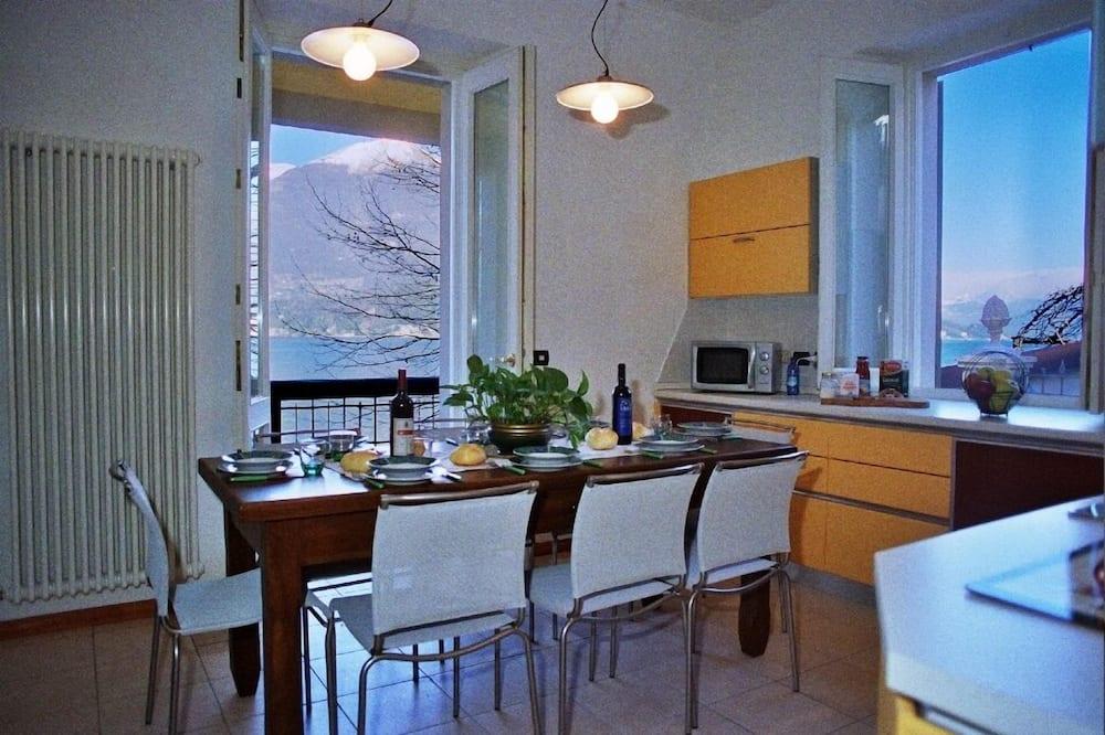Villa, 4 chambres - Restauration dans la chambre