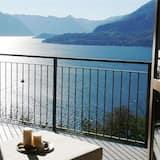家庭公寓, 多張床, 2 間浴室, 山間 (Vista d'Oro Ulivo Apt. 8/10) - 陽台