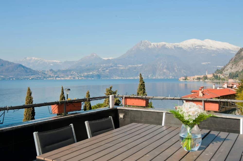 Family Penthouse, Multiple Beds, Mountainside (Villa Dolce Fontana) - Terrace/Patio