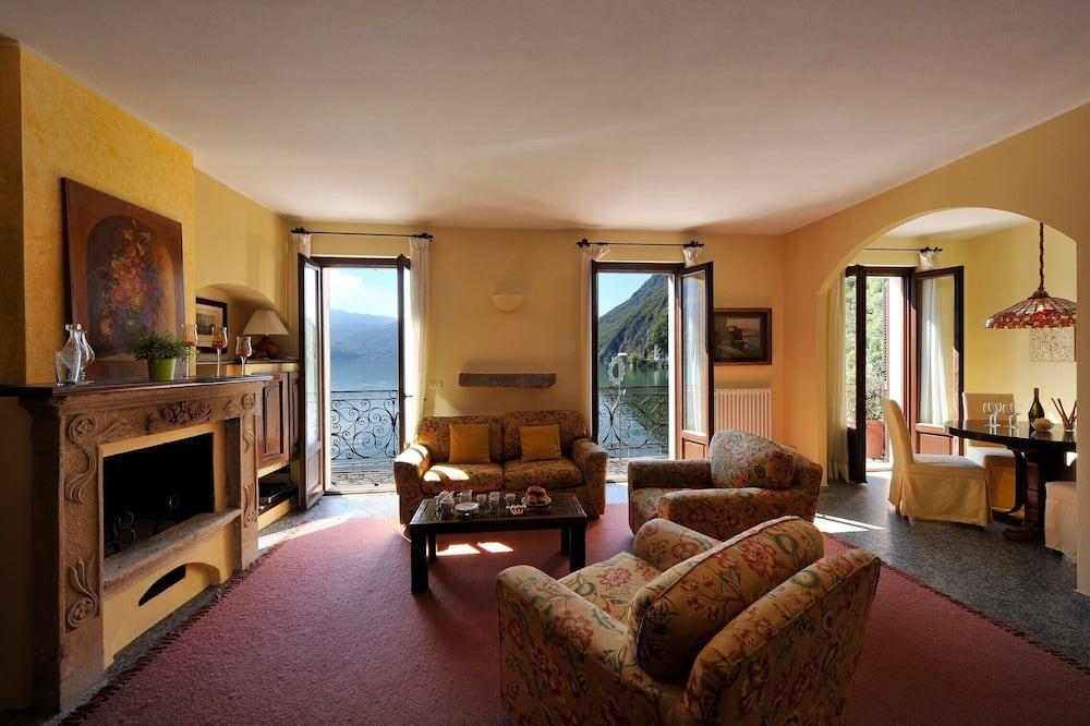 Apartment, 3Schlafzimmer - Wohnbereich