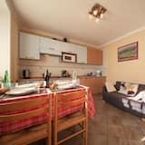 Apartamento Familiar, várias camas, Jardim (Italia 2) - Área de Estar