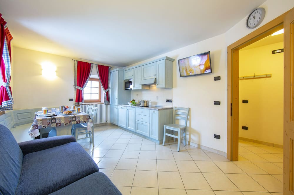 Ģimenes dzīvokļnumurs, vairākas gultas (Grumello) - Dzīvojamā zona