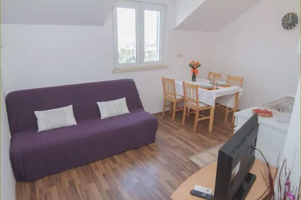 Apartamento (Apartment Elizabet - One Bedroom Apar) - Refeições no Quarto