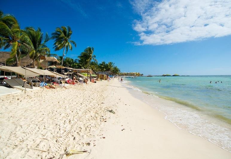 Hotel Plaza Phocea, Playa del Carmen, Pantai