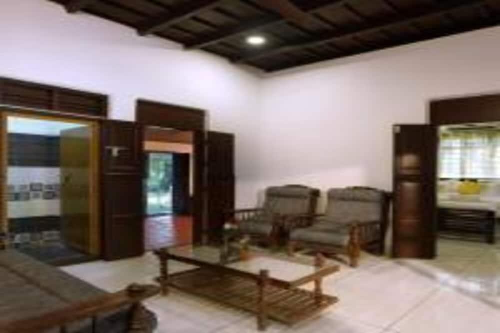 Heritage AC Room - Living Room