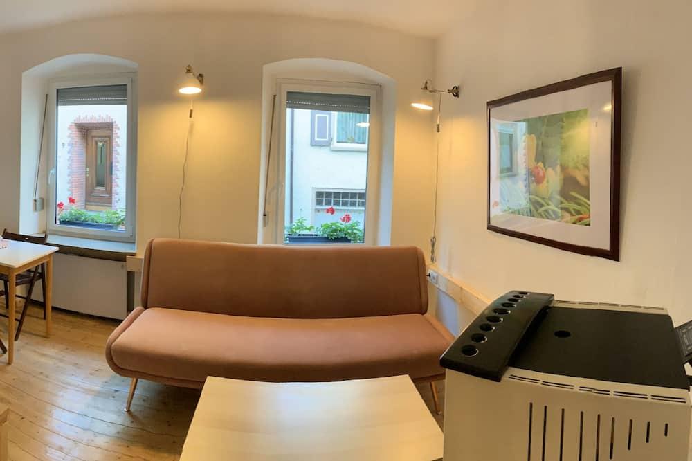 شقة - في الطابق الأرضي (#1; Cleaning Fee 45€ on top of rate) - منطقة المعيشة