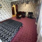 Quarto Deluxe, 1 cama king-size - Área de Estar