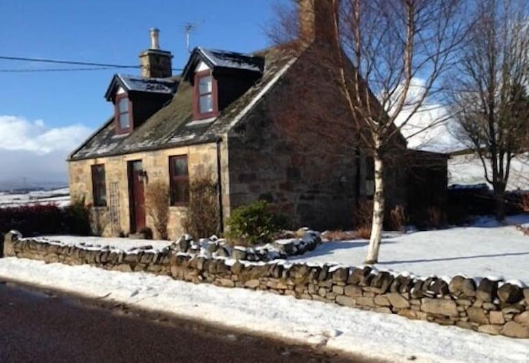 Grouse Cottage, Aberlour, Otelin ön cephesi