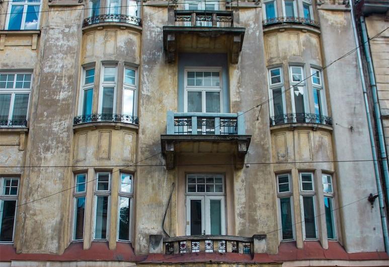 Family Hostel Lviv, Leopoli, Facciata hotel