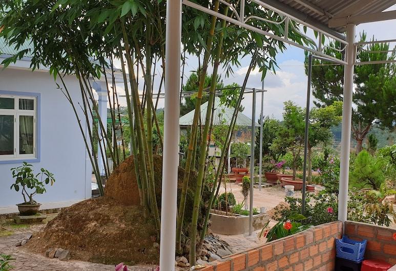 Phương Đông Homestay, Ðà Lat, Garten