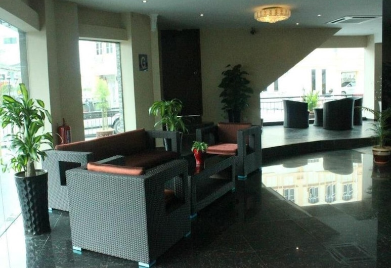 Vistana Micassa Hotel , Taiping, Tempat Duduk di Lobi