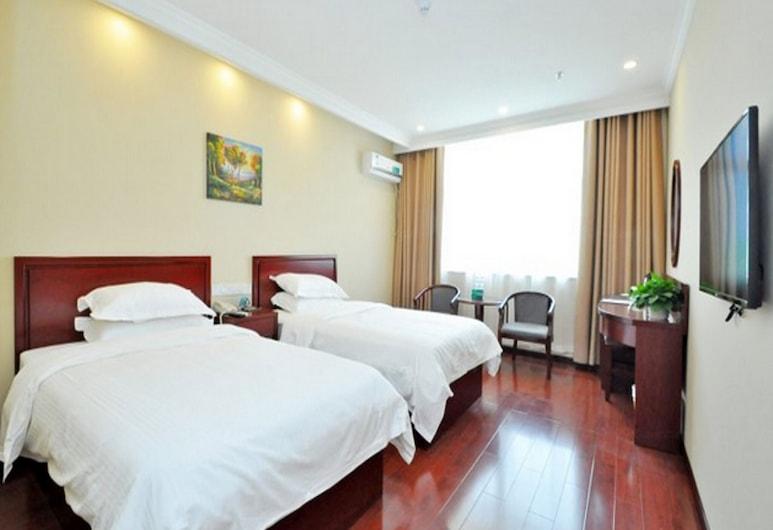 Greentree INN Linyi Yitang Town Shuangling Road EX, Linyi, Pemandangan dari Hotel