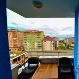 Classic Apart Daire, 2 Yatak Odası - Balkon