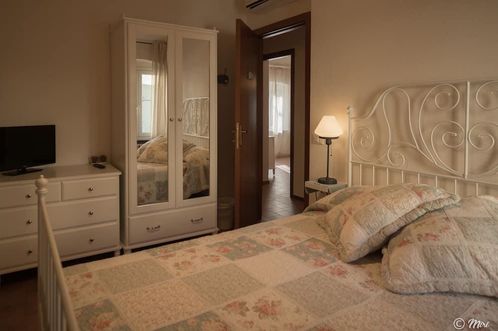 Külaliskorter, 3 magamistoaga - Tuba