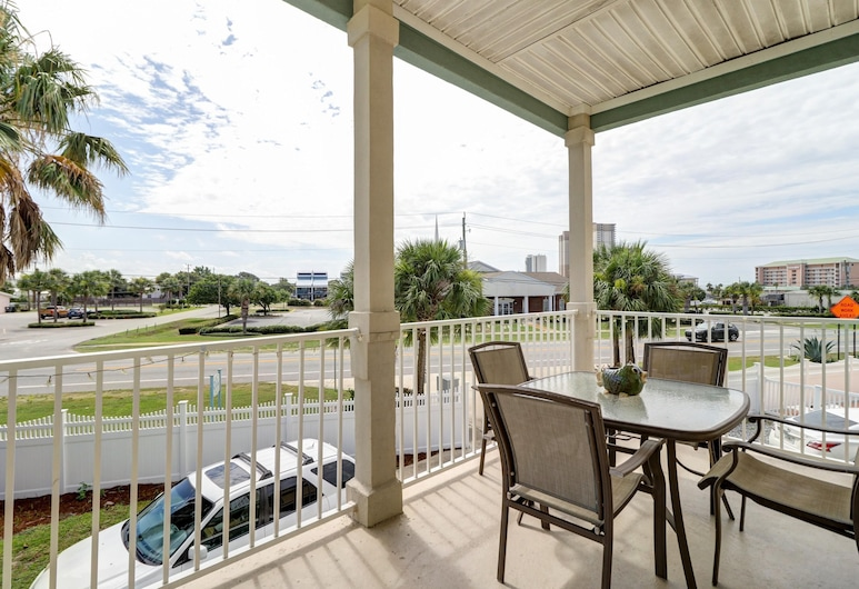Villas of San Vincente 1B by Blueswell, Panama City Beach, Residenza, 3 camere da letto, Balcone