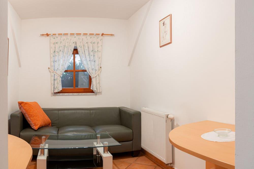 Cottage (Two bedroom chalet) - Living Room