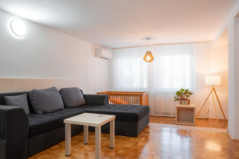 Apartment (One bedroom apartment) - Living Room