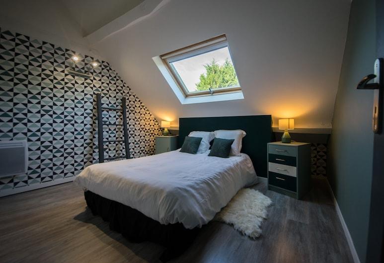 Gîte Mise au vert, برويير أو مونتبرو, غرفة مريحة, الغرفة