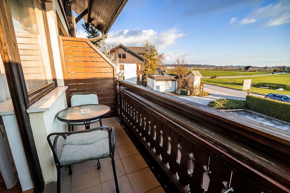 Dreibettzimmer (Triple room with balcony) - Balkon