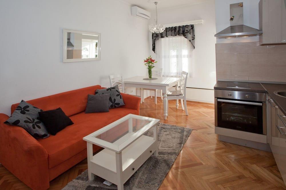 Апартаменты «Классик» - Зона гостиной