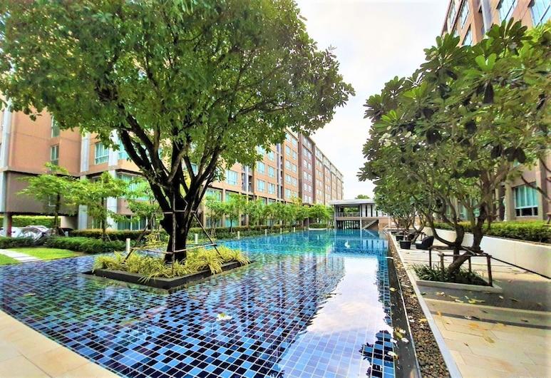Phuket Service Residence, Ratsada, Außenpool