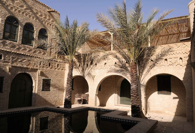 Dar Nejma, 托蘇爾, 套房, 泳池景 (Isis), 庭園