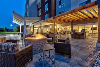Fotografia do TownePlace Suites by Marriott Grand Rapids Airport Southeast em Grand Rapids