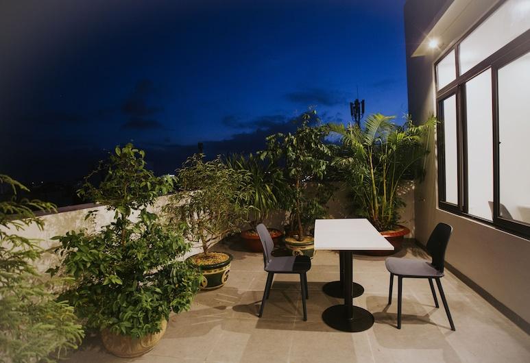 Marina Hotel, Tuy Hoa, Terrace/Patio