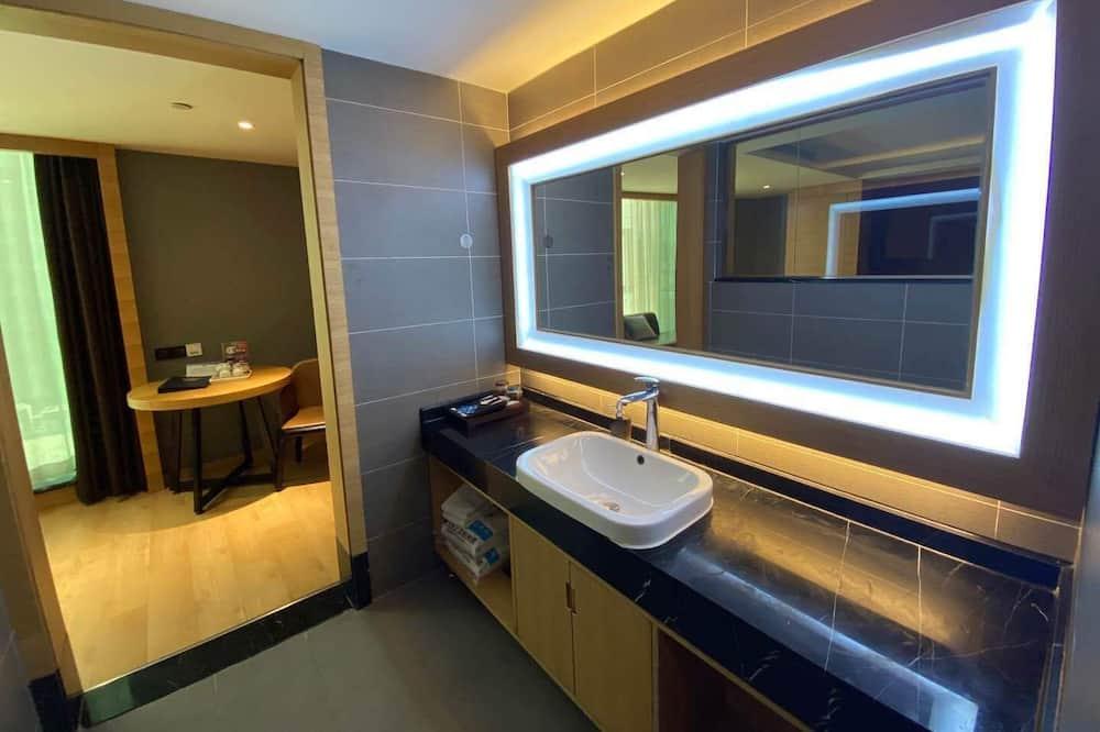 ห้องดีลักซ์สวีท - ห้องน้ำ