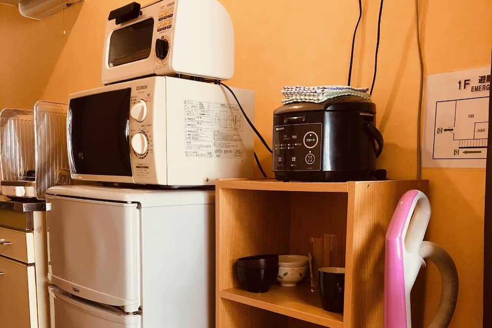 Bunk Bed Twin - Microwave