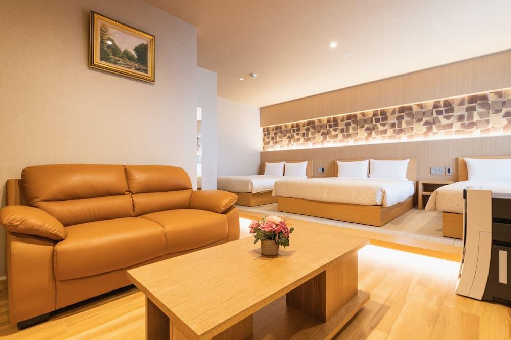 Superior Room, Non Smoking (B) - Living Area