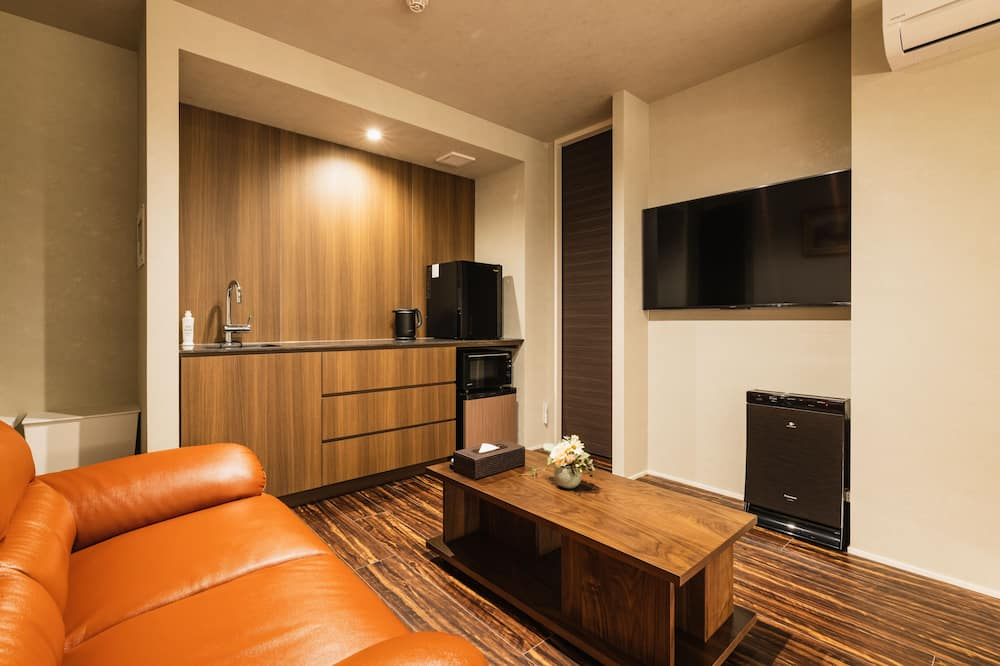Standard Room, Non Smoking (A) - Living Area