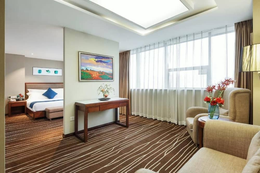 Štúdiový apartmán typu Deluxe - Obývacie priestory