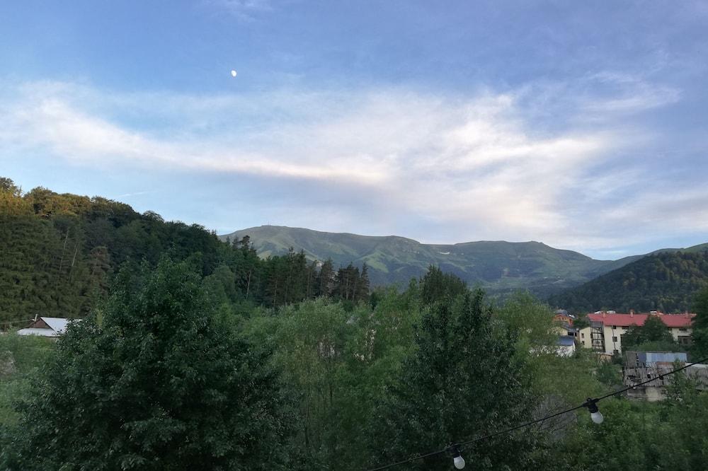 Quadrupla familiare - Vista montagna