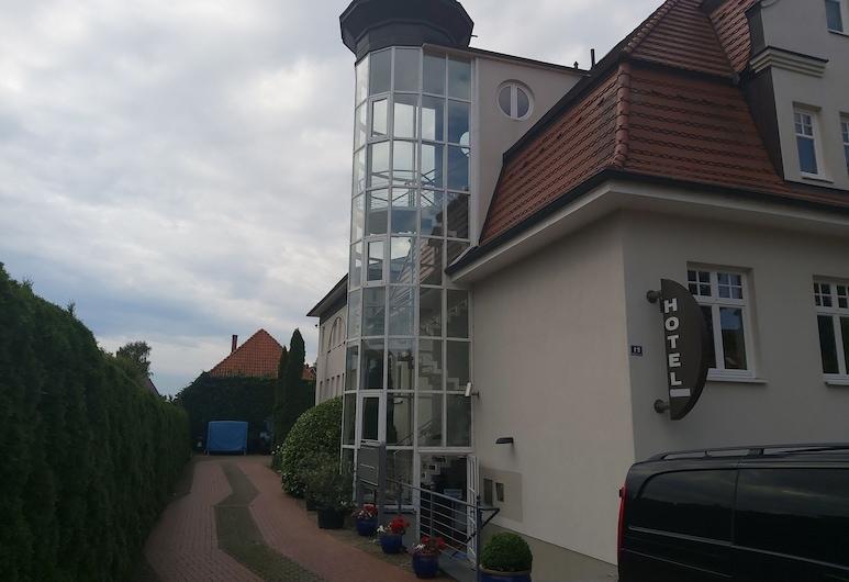 Hotel Schwanenhof, Wittenburg