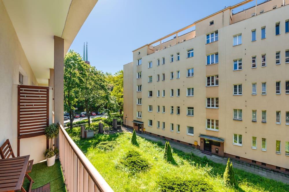 Apartmán (53) - Balkón